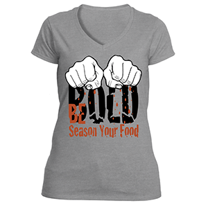 Be Bold T-Shirt Ladies