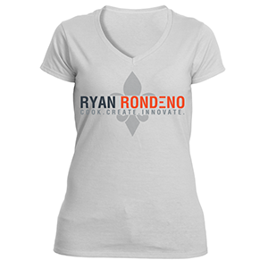 Rondeno Emblem T-Shirt Ladies