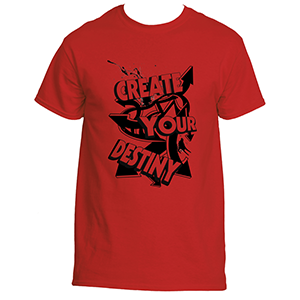 Create Your Destiny T-Shirt Mens