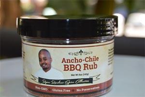 Ancho-Chile BBQ Rub
