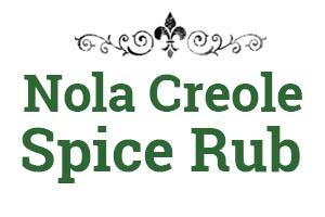 Nola Creole Spice Rub